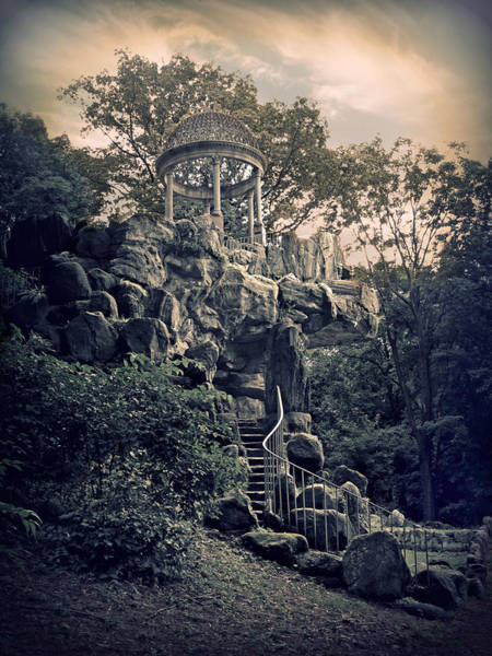 Photograph - The Temple Of Love by Jessica Jenney