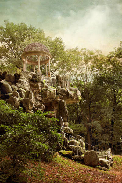 Photograph - The Temple Of Love 2 by Jessica Jenney