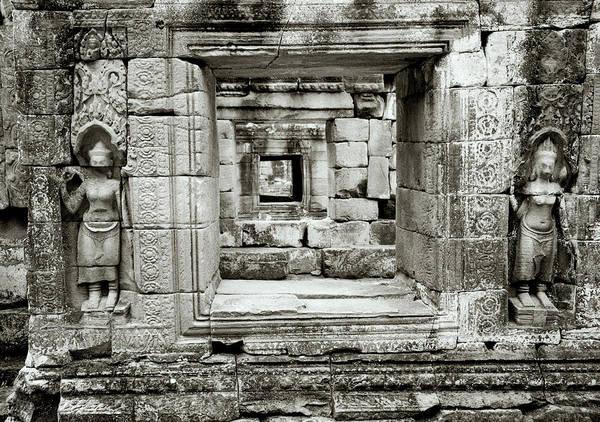 Photograph - The Temple Preah Kahn by Shaun Higson