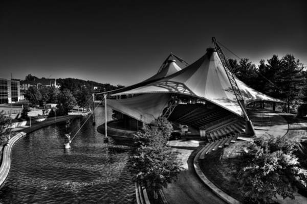 Photograph - The Tennessee Amphitheater by David Patterson