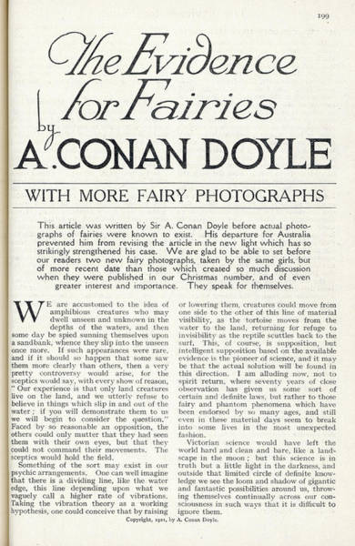 Conan Photograph - The Title Page Of Arthur Conan  Doyle's by Mary Evans Picture Library
