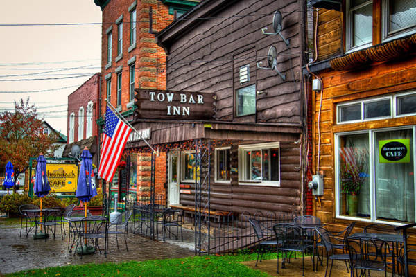 Photograph - The Tow Bar Inn II by David Patterson