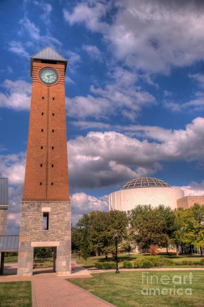 Photograph - The Tower And Founders Hall by Mark Dodd
