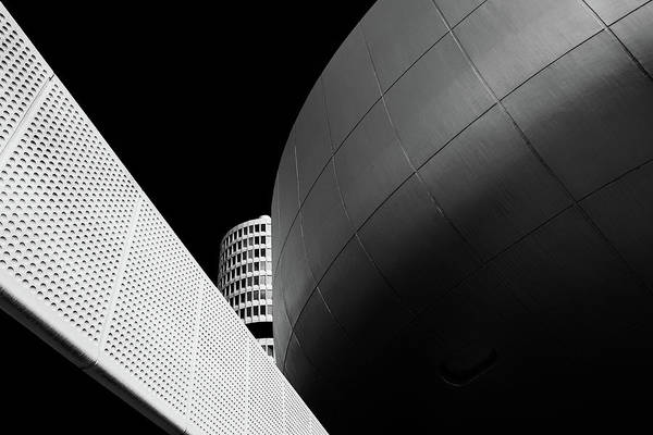 Modern Architecture Photograph - The Tower by Rolf Endermann