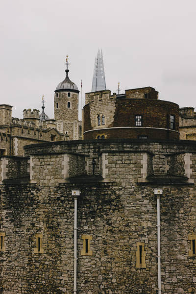 Wall Art - Photograph - The Tower Vertical by Pati Photography