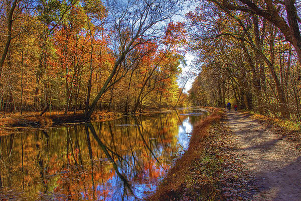 The Towpath Art Print by Kathi Isserman