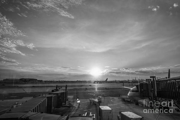 Michael Photograph - The Traveler Bw by Michael Ver Sprill