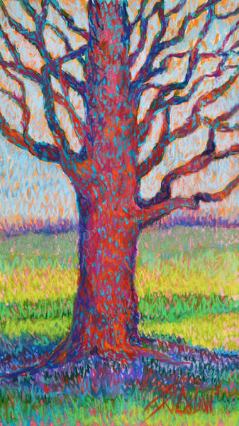 Wall Art - Painting - The Tree Of Longevity by Billie Colson