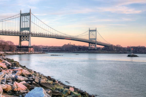Wall Art - Photograph - The Triboro Bridge by JC Findley