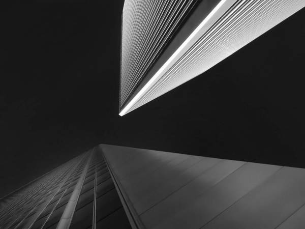 Photograph - The Tricorn Towers by Michael Hope