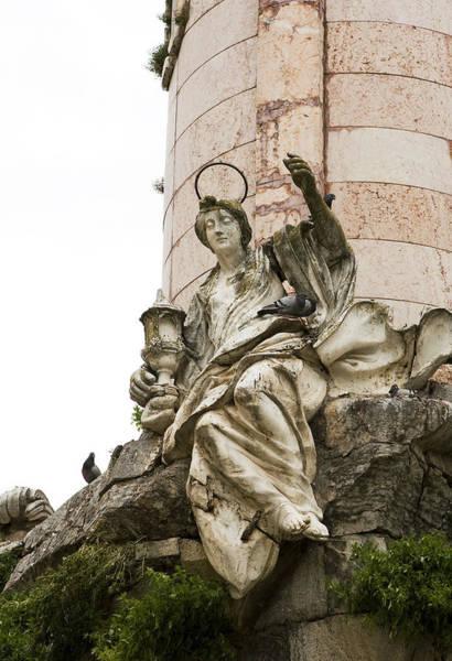Photograph - The Triumph Of San Rafael by Lorraine Devon Wilke