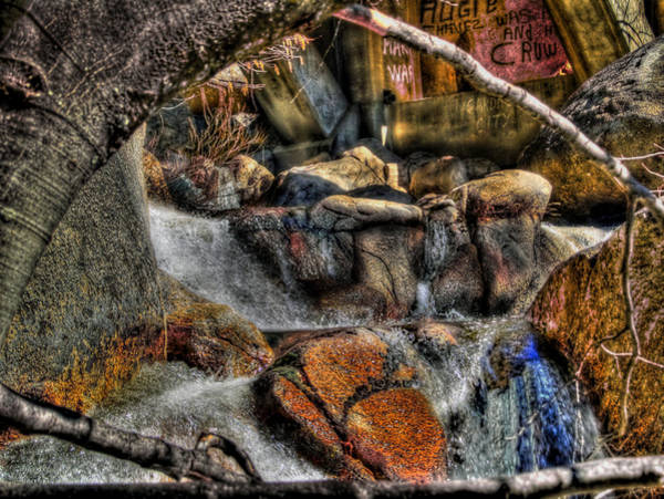 Wall Art - Photograph - The Trolls Home by Bill Gallagher