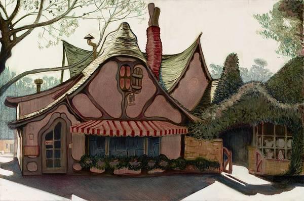 Painting - The Tuck Box by John Reynolds