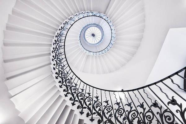 The Tulip Staircase Art Print