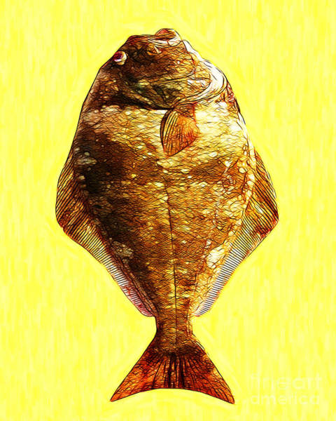 Photograph - The Ugly Fish 20130723mu by Wingsdomain Art and Photography