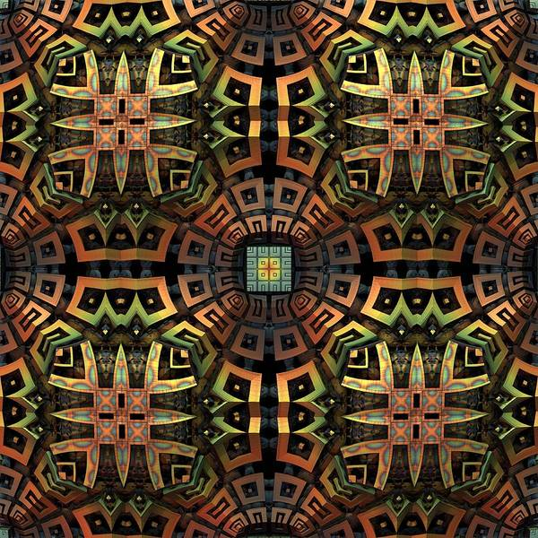 Wall Art - Digital Art - The Undiscovered Tribe by Lyle Hatch