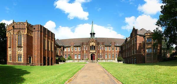 Sancta Sophia Photograph - The University Of Sydney by Georgia Fowler