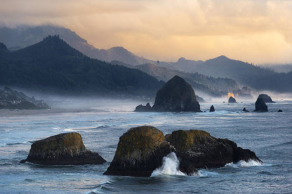 Wall Art - Photograph - The Unpredictable North Coast by Ryan Manuel