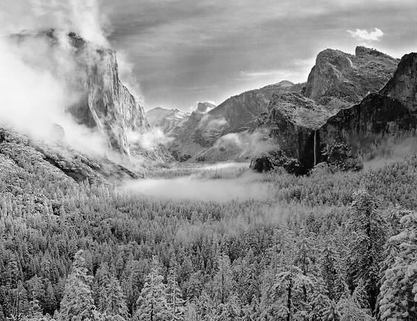 Photograph - The Valley by Paul Breitkreuz