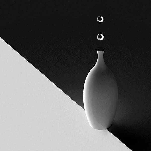 Abe Photograph - The Vase by Antonyus Bunjamin (abe)