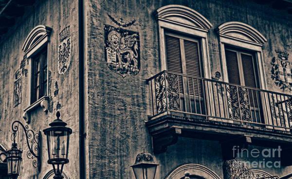 Wall Art - Photograph - The Venetian Balconyiii by Lee Dos Santos