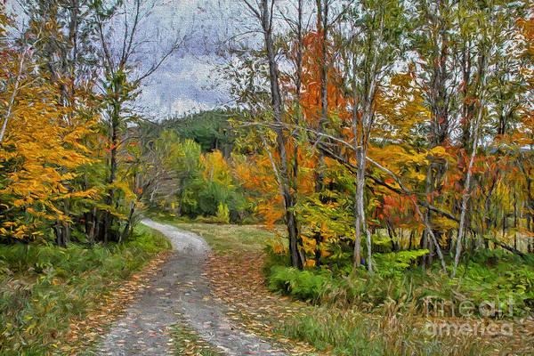 Painting - The Vermont Rural Life by Deborah Benoit