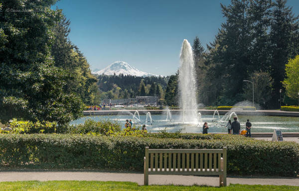 University Of Washington Wall Art - Photograph - The View by Cassius Johnson