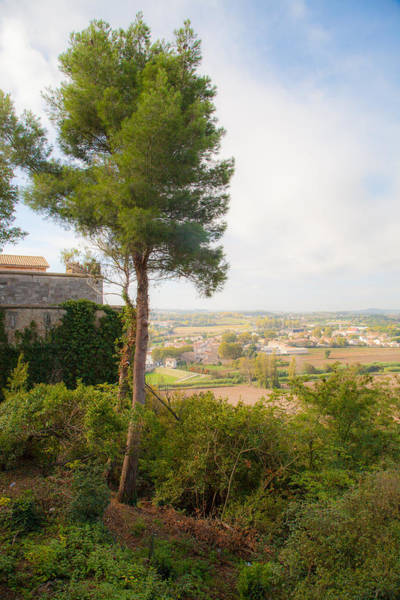 Wall Art - Photograph - The View From Beziers by W Chris Fooshee