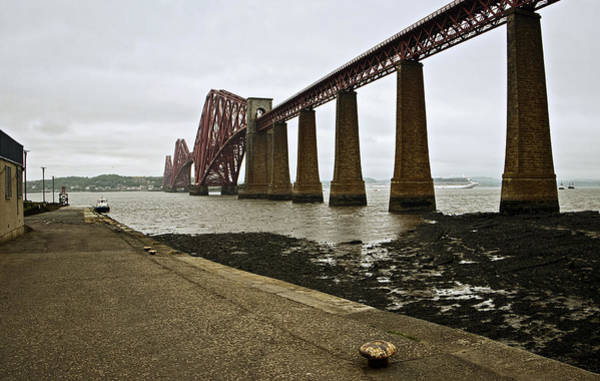 Photograph - The View Of The Forth Bridge by Lucinda Walter