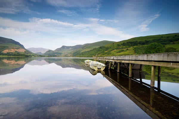 Photograph - The View To Snowdon by Stephen Taylor