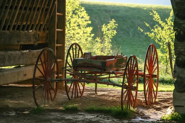 Photograph - The Wagon by Doug McPherson