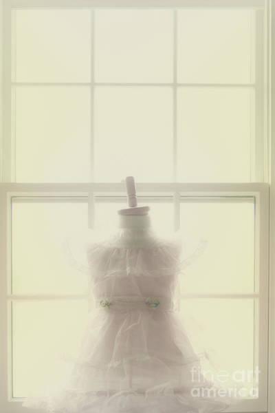 Dress Form Photograph - The Wait by Margie Hurwich