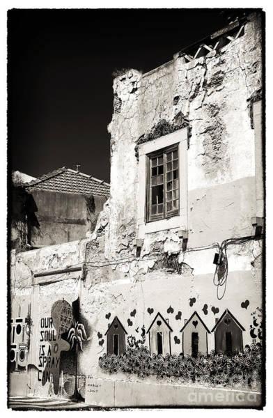 Wall Art - Photograph - The Wall by John Rizzuto