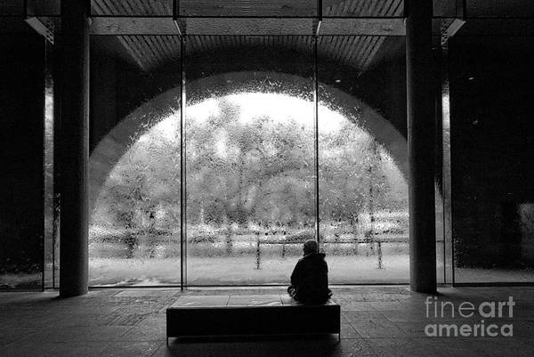 Photograph - The Waterfall At The National Gallery Of Victoria by Beverly Claire Kaiya