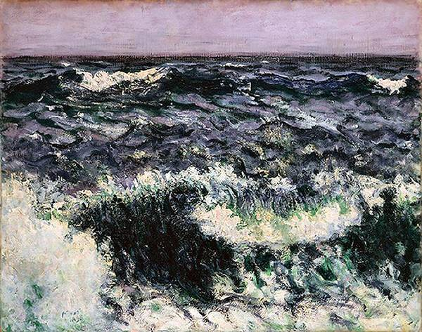 Painting - The Wave by Roderic O'Conor