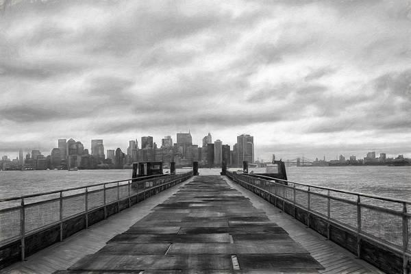 Photograph - The Way To New York City by Kim Hojnacki