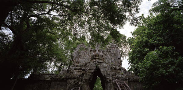 Photograph - The West Gate At Angkor by Shaun Higson