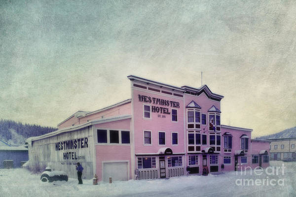 Westminster Photograph - The Westminster Hotel Aka The Pit by Priska Wettstein