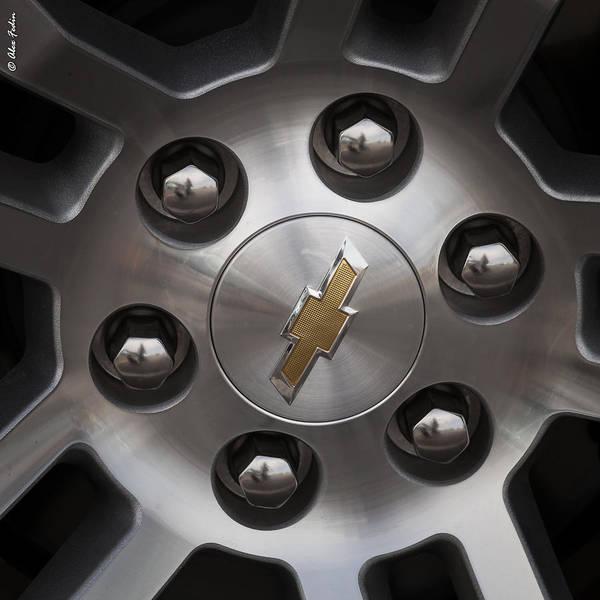 Photograph - The Wheel by Alexander Fedin