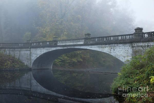 Wall Art - Photograph - The White Bridge by John Greim