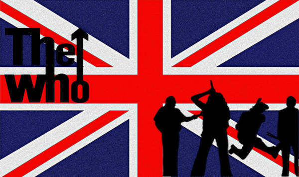 Wall Art - Digital Art - The Who by Bill Cannon