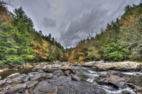 Photograph - The Wild River by Patrick Wolf