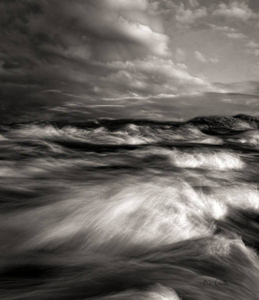 Photograph - The Wind And The Sea by Bob Orsillo