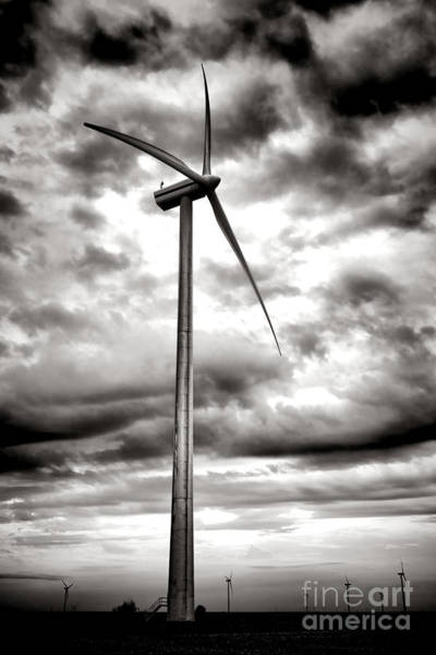 Photograph - The Windmaster by Olivier Le Queinec
