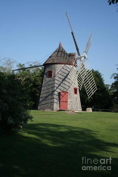 Encounter Bay Photograph - The Windmill On Eastham Green by John Turek