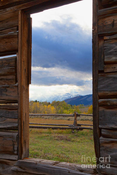 Photograph - The Window   by Jim Garrison