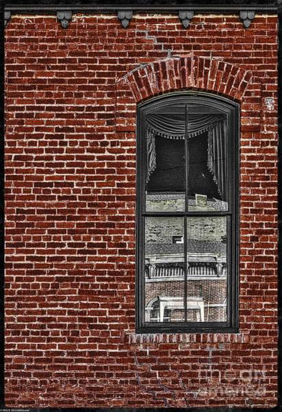 Window Dressing Wall Art - Photograph - The Window  by Mitch Shindelbower