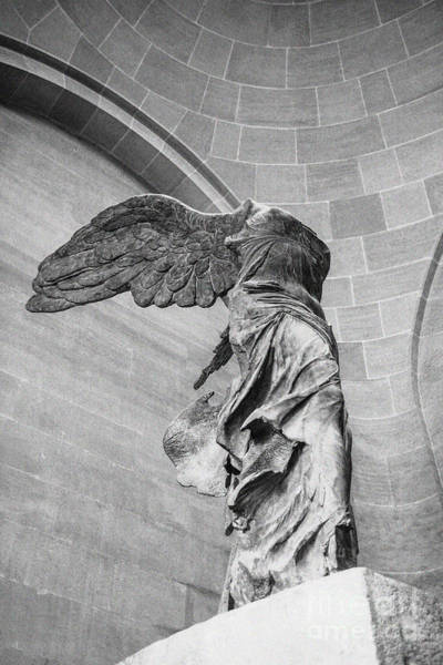 Allegory Photograph - The Winged Victory by Patricia Hofmeester