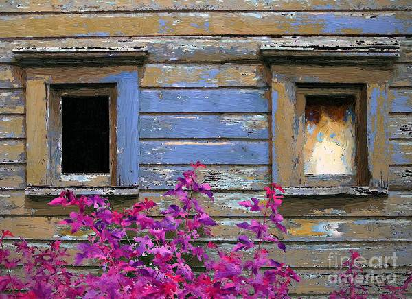 Painting - The Wink by RC DeWinter