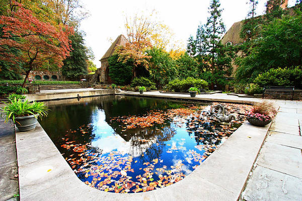 Photograph - Winterthur Museum And Gardens by Trina  Ansel